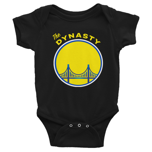 The Dynasty Baby Onesie