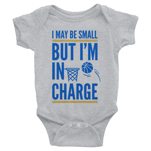Warriors Charge Baby Onesie