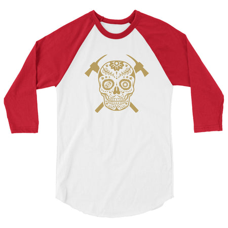 SF Sugar Skull Mens Athletic Tank