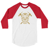 SF Sugar Skull Baseball Shirt