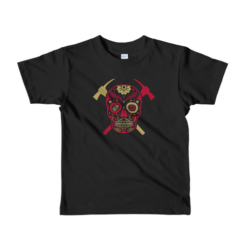 SF Sugar Skull Kids Shirt