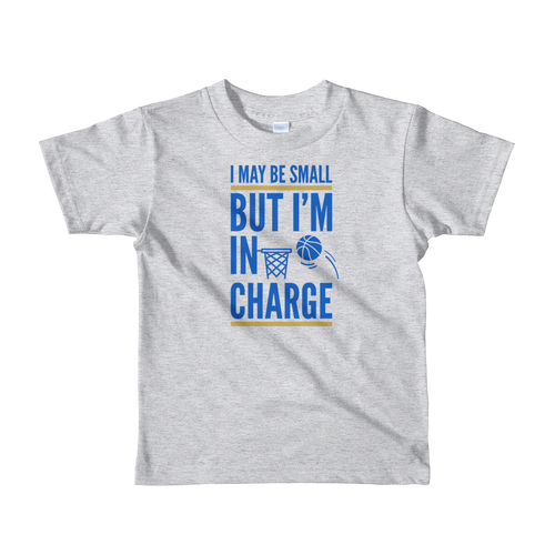 Warriors Charge Kids Shirt