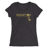 Redemption Ladies Triblend Tee