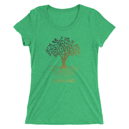 The Splash Ladies Triblend Tee