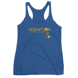 Redemption Ladies Triblend Tank