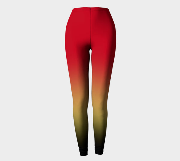 49ers Ombre Leggings