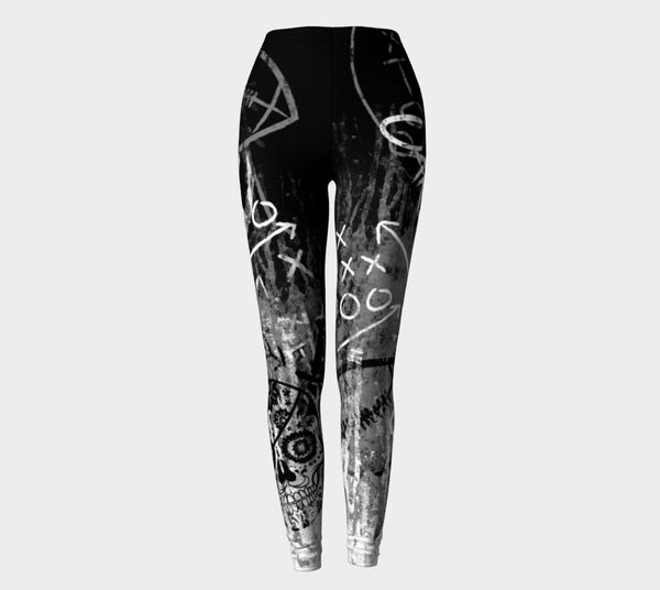 Raiders Game Day Leggings