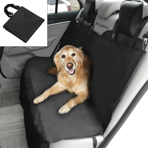 Dog Car Seat Cover for All Vehicles