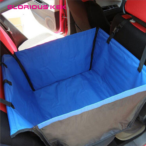 Car Seat Cover Waterproof Single Dog