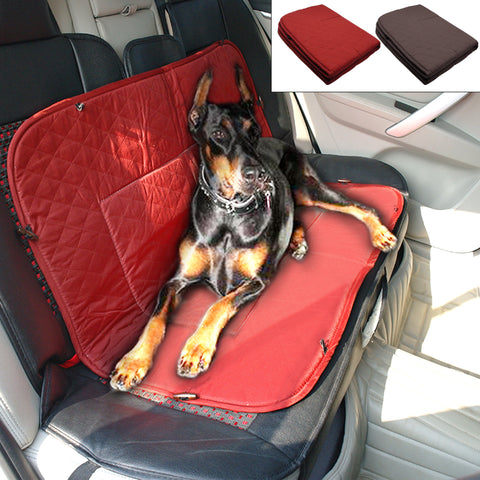 Soft Dog Car Seat Cover Mat
