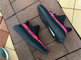 ADIDAS X YEEZY BOOST 350 V2 ''red stripe'' BY9612 -yeezy boostv2-rolex-replica watch-patek-philippe
