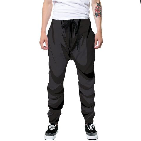 Black Goku Joggers,- Aesthetic best website to buy quality replica ua adidas yeezy boost 350 v1 and v2 sneakers