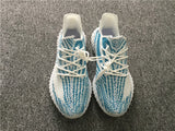Adidas X Yeezy Boost 350 V2 Teal Blue Zebra Sneaker,- Aesthetic best website to buy quality replica ua adidas yeezy boost 350 v1 and v2 sneakers