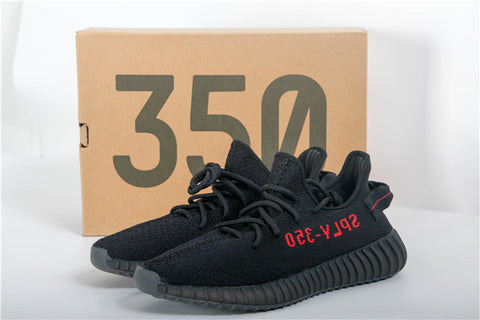Adidas Yeezy Boost 350 V2 Core Black BRED Red CP9652 5-13,- Aesthetic best website to buy quality replica ua adidas yeezy boost 350 v1 and v2 sneakers