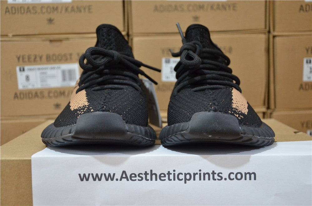 best quality UA replica Adidas X Yeezy 350 Boost V2 copper colorway –  AestheticPrints 1e983fb0812a