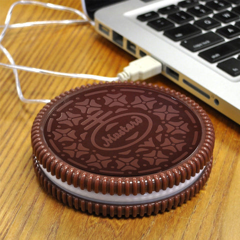 Cookie Usb Coffee warmer,- Aesthetic best website to buy quality replica ua adidas yeezy boost 350 v1 and v2 sneakers