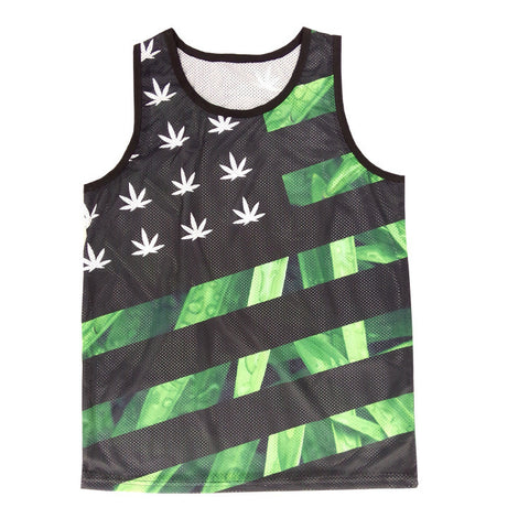 Stoner Nation Tanktop,- Aesthetic best website to buy quality replica ua adidas yeezy boost 350 v1 and v2 sneakers