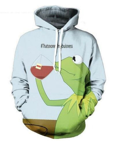 Kermit Unisex Hoodie,- Aesthetic best website to buy quality replica ua adidas yeezy boost 350 v1 and v2 sneakers