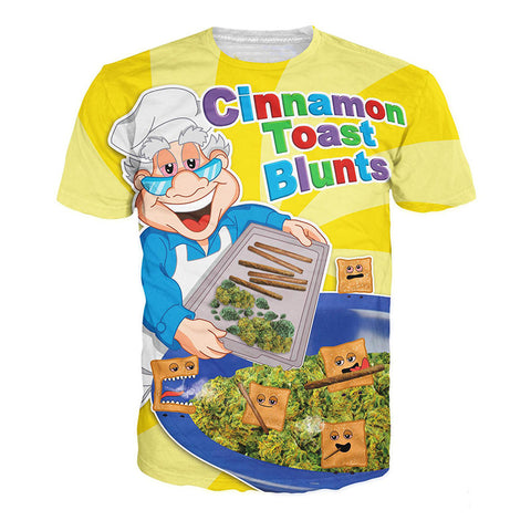 Cinnamon Blunt Toasts Tshirt,- Aesthetic best website to buy quality replica ua adidas yeezy boost 350 v1 and v2 sneakers