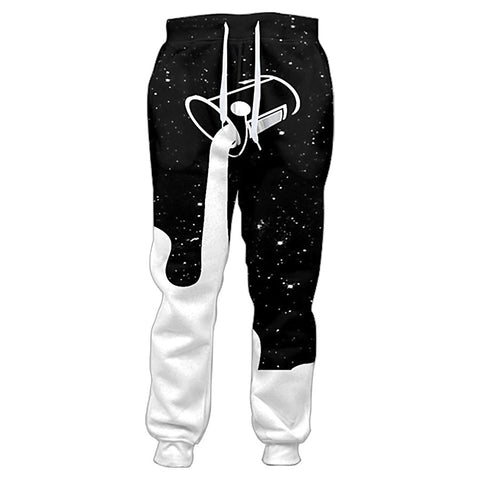 Milky Way Jogger Sweatpants,- Aesthetic best website to buy quality replica ua adidas yeezy boost 350 v1 and v2 sneakers