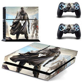 Destiny Custom Sticker For Sony PS4 Skin Console & 2 Pads For Playstation 4 Cover,- Aesthetic best website to buy quality replica ua adidas yeezy boost 350 v1 and v2 sneakers