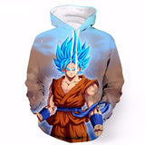 DBZ unisex Hoodie,- Aesthetic best website to buy quality replica ua adidas yeezy boost 350 v1 and v2 sneakers