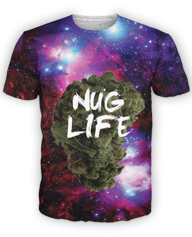 Nug-Life Tshirt,- Aesthetic best website to buy quality replica ua adidas yeezy boost 350 v1 and v2 sneakers