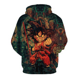 Kid goku Unisex Hoodie,- Aesthetic best website to buy quality replica ua adidas yeezy boost 350 v1 and v2 sneakers