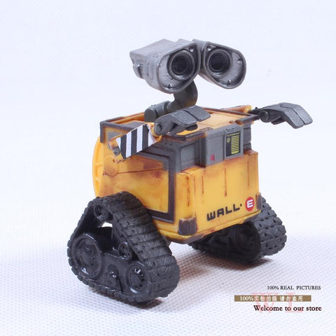 Cute Wall-E Robot  Action Figure Collection Model Toy Doll 6cm (Awww, so cute),- Aesthetic best website to buy quality replica ua adidas yeezy boost 350 v1 and v2 sneakers