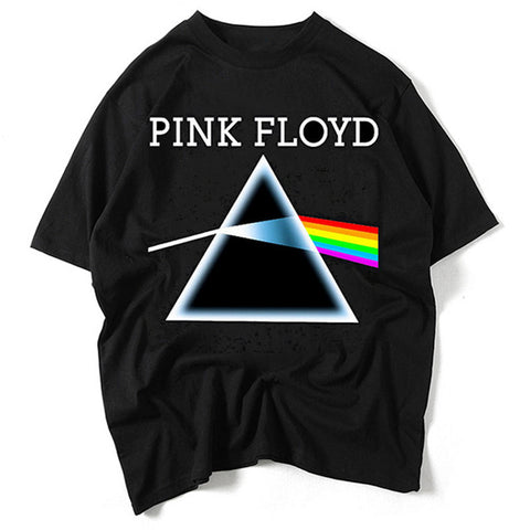 Pink Floyd Tshirt,- Aesthetic rave party cool clotheS APPAREL replica yeezy shoes
