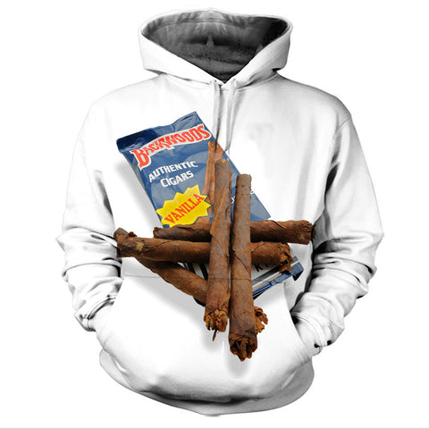 Backwoods vanila Hoodie,- Aesthetic best website to buy quality replica ua adidas yeezy boost 350 v1 and v2 sneakers