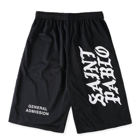 Saint Pablo calabasas summer shorts
