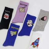 AestheticPrints® popeye Unisex socks,- Aesthetic best website to buy quality replica ua adidas yeezy boost 350 v1 and v2 sneakers