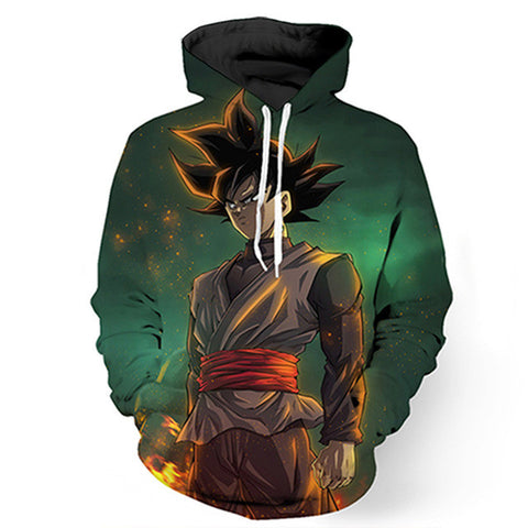Anime Dragon Ball Z Hoodie,- Aesthetic best website to buy quality replica ua adidas yeezy boost 350 v1 and v2 sneakers