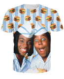 Good burger tshirt,- Aesthetic best website to buy quality replica ua adidas yeezy boost 350 v1 and v2 sneakers