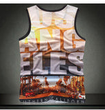 LA UNISEX TANKTOP,- Aesthetic best website to buy quality replica ua adidas yeezy boost 350 v1 and v2 sneakers