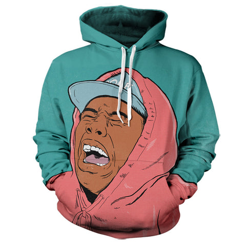 Tyler the Creator Unisex HOODIE,- Aesthetic best website to buy quality replica ua adidas yeezy boost 350 v1 and v2 sneakers
