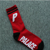 Palace assorted P socks,- Aesthetic rave party cool clotheS APPAREL replica yeezy shoes
