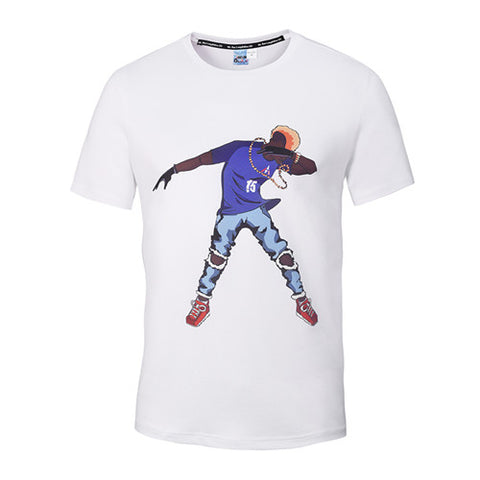 AestheticPrints® Dabbin Dude Tshirt,- Aesthetic best website to buy quality replica ua adidas yeezy boost 350 v1 and v2 sneakers
