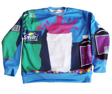 Dirty sprite sweatshirt,- Aesthetic best website to buy quality replica ua adidas yeezy boost 350 v1 and v2 sneakers
