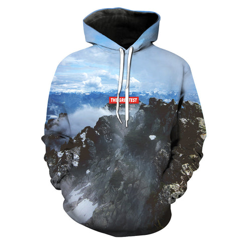 """TheGreastest"" Unisex Hoodie,- Aesthetic best website to buy quality replica ua adidas yeezy boost 350 v1 and v2 sneakers"
