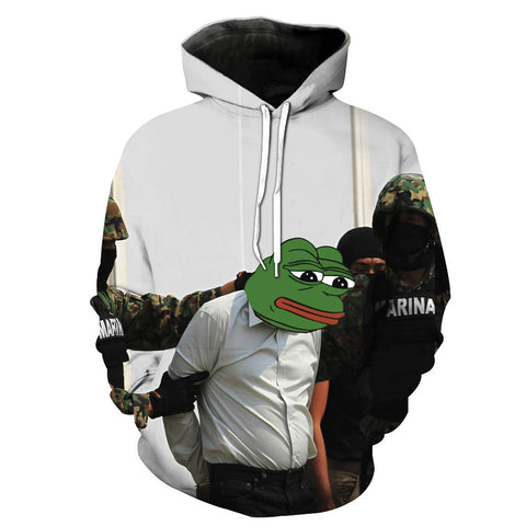Busted Frog Lord Unisex Hoodie,- Aesthetic best website to buy quality replica ua adidas yeezy boost 350 v1 and v2 sneakers