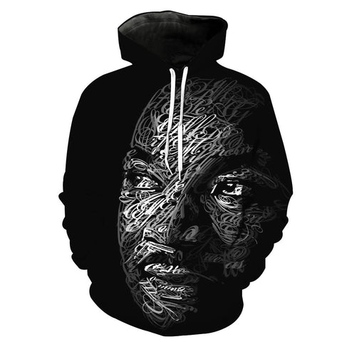 MLK Unisex Hoodie,- Aesthetic best website to buy quality replica ua adidas yeezy boost 350 v1 and v2 sneakers