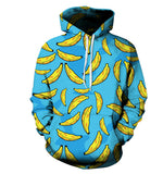 Banana Unisex Hoodie,- Aesthetic best website to buy quality replica ua adidas yeezy boost 350 v1 and v2 sneakers