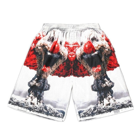 Nuclear clown shorts,- Aesthetic best website to buy quality replica ua adidas yeezy boost 350 v1 and v2 sneakers