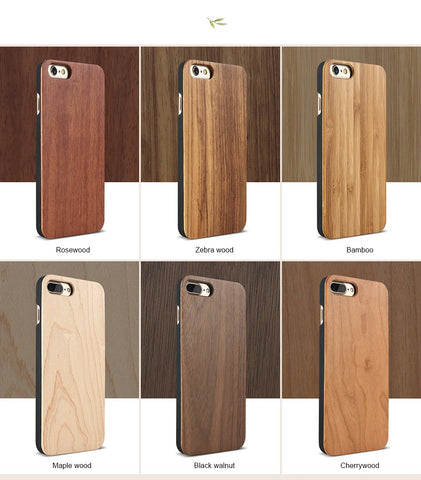 REAL BAMBOO WOODEN IPHONE COVER - top quality swiss movement knockoff replica designer watches from rolex, migos iced out philippe patek , AP, hublot and bust down iced out diamond jewelry
