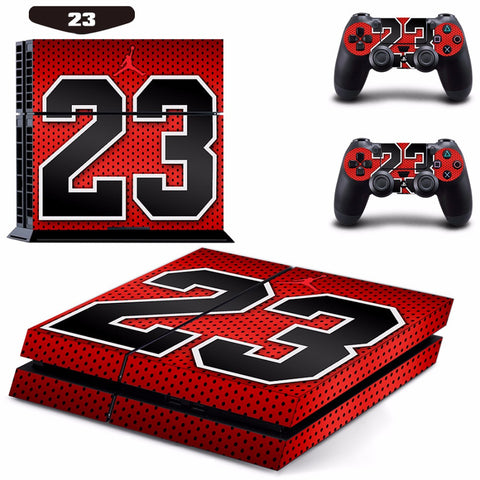 Michael Jordan Jumpman 23 Ps4 skin cover,- Aesthetic best website to buy quality replica ua adidas yeezy boost 350 v1 and v2 sneakers