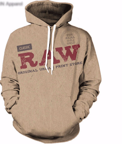 Raw Rolling Papers Hoodie,- Aesthetic rave party cool clotheS APPAREL replica yeezy shoes
