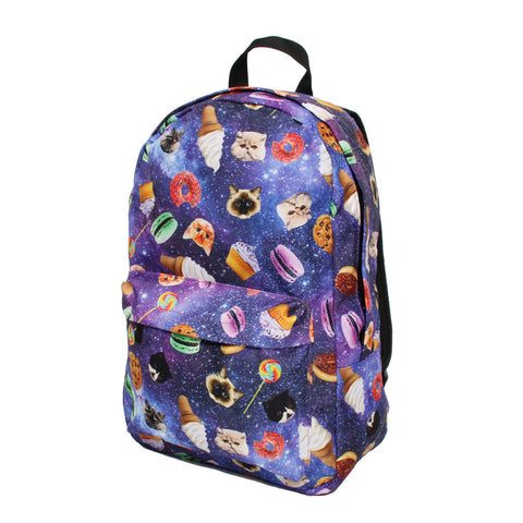 Food galaxy backpack,- Aesthetic best website to buy quality replica ua adidas yeezy boost 350 v1 and v2 sneakers