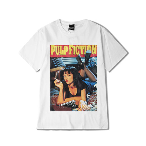 Pulp giction stretchy tshit